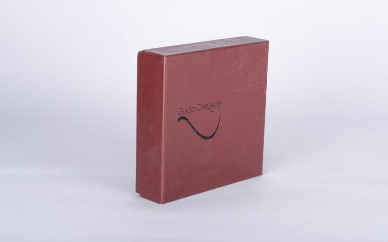 GUIDO CASTAGNA scatola