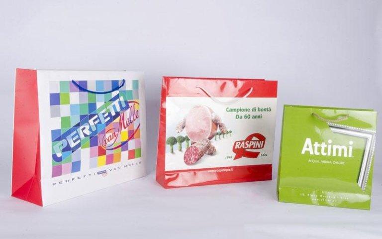 sacchetto di carta Classico
