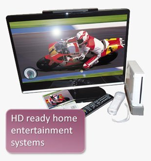HD ready televisions