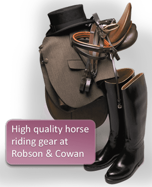 Equestrian goods