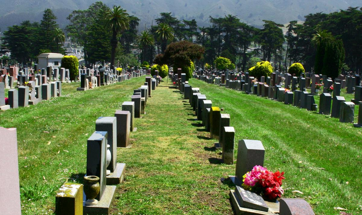 Greenlawn Memorial Park Colma CA