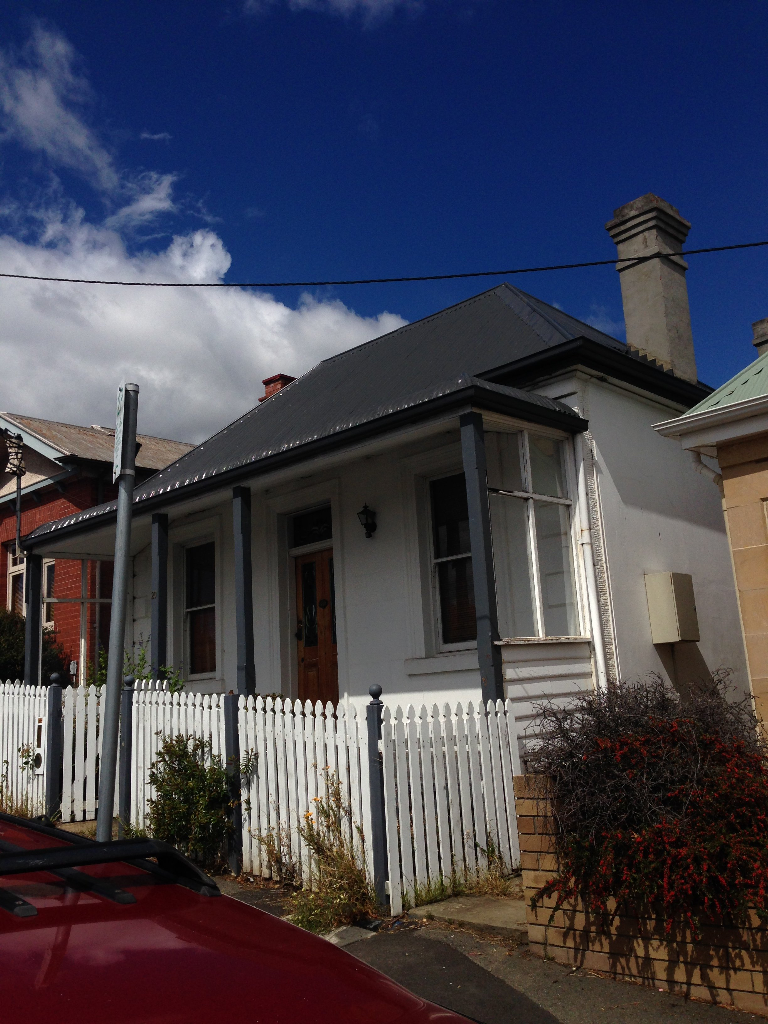 Roof restoration repairs old cotteg roof heritage and slate roofing hobart australia