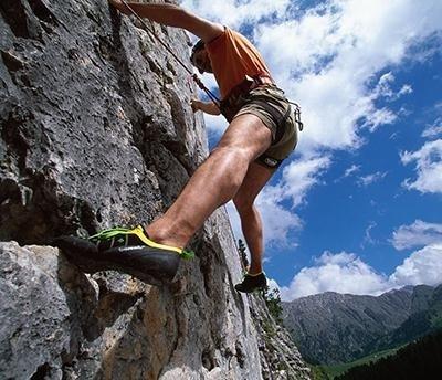 Freeclimbing e arrampicata sportiva