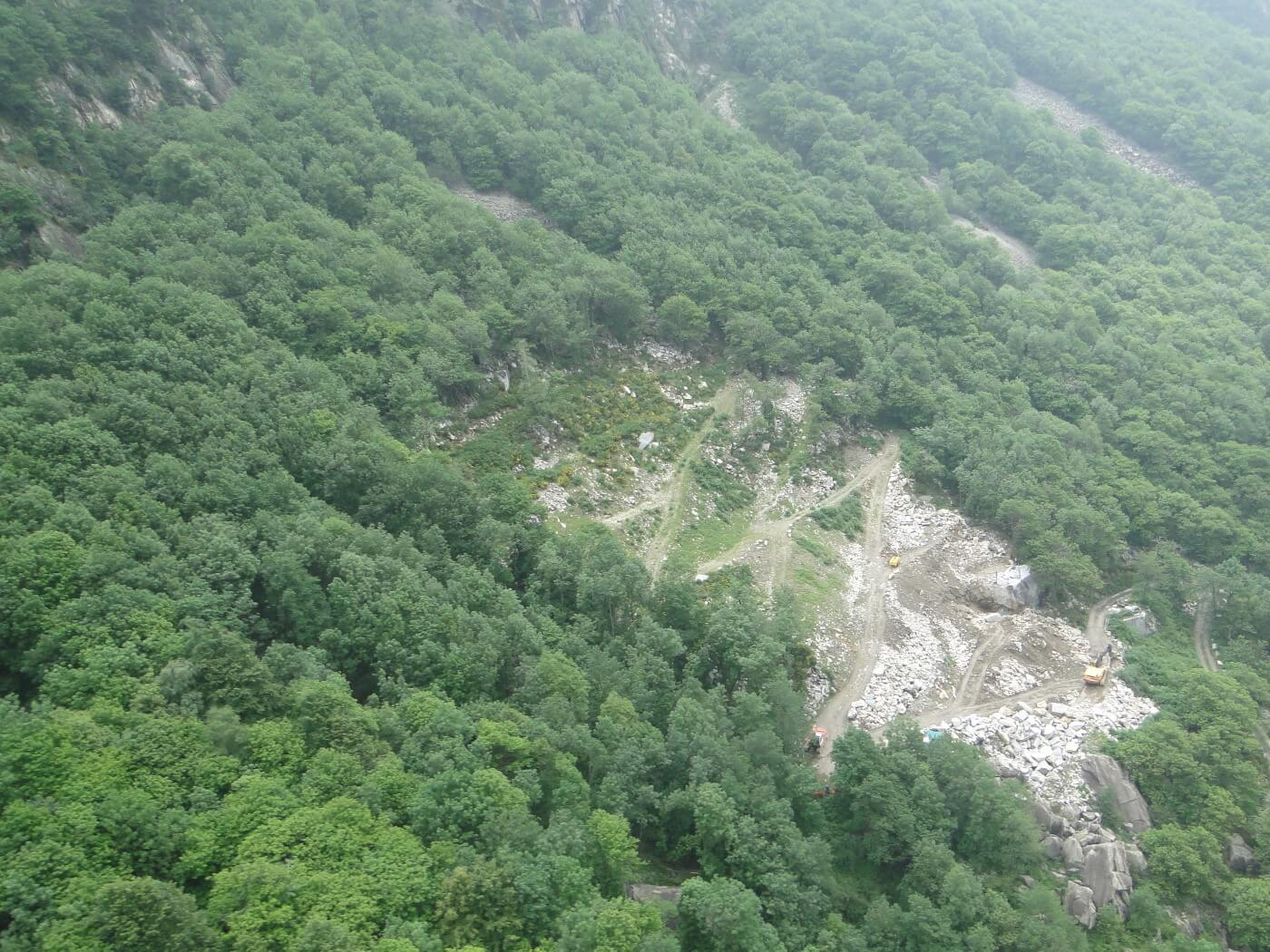 Geologia ambientale a Prata Camportaccio