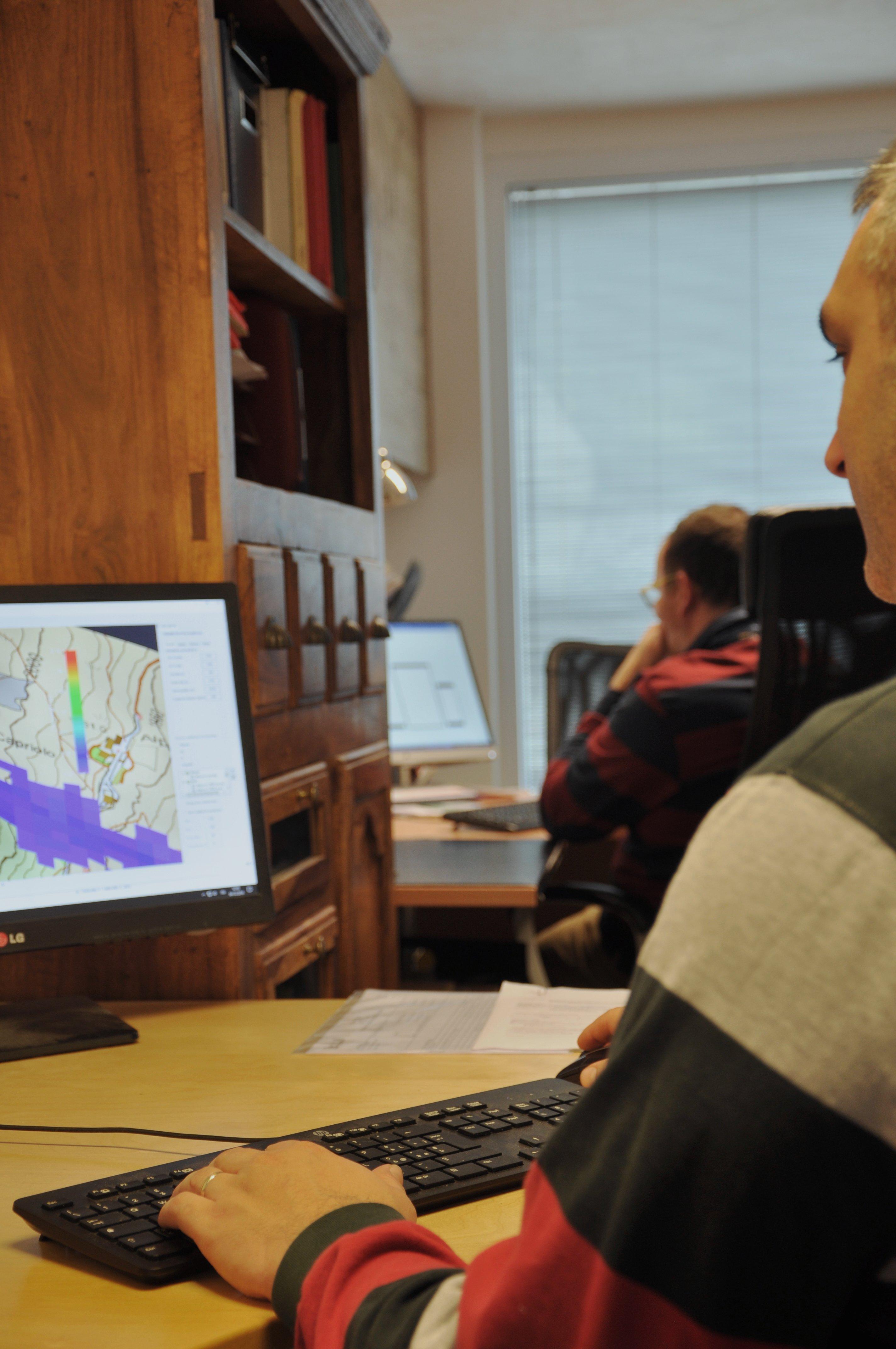 Studio di Geologia a Prata Camportaccio