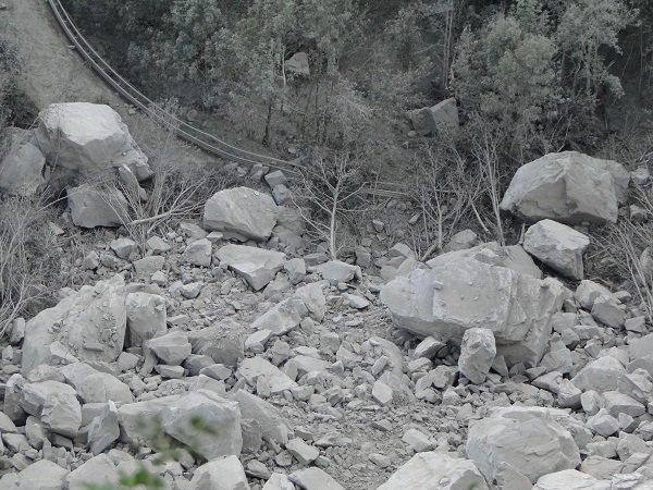 Dissesto idrogeologico a Prata Camportaccio