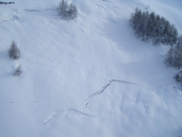 Neve e valanghe a Prata Camportaccio