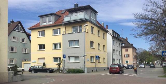Zahnarzt Friedrichshafen Dr. Katja Helmer: Praxisgebäude