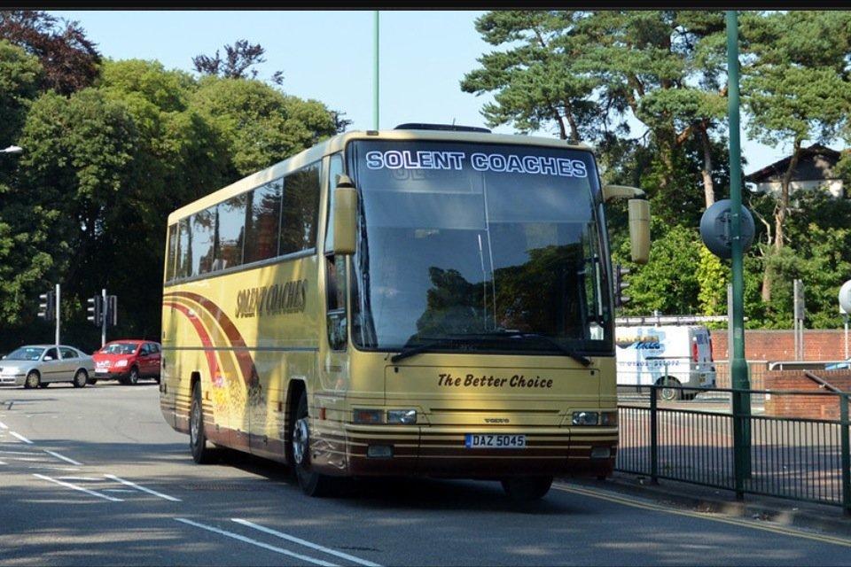 Yellow bus
