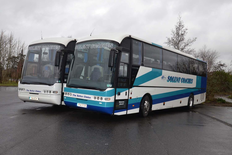 Solent buses