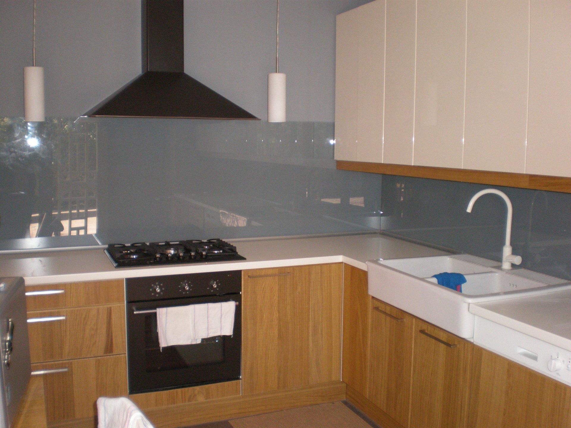 Alzata cucina stunning alzata cucina with alzata cucina - Schienale cucina vetro ...