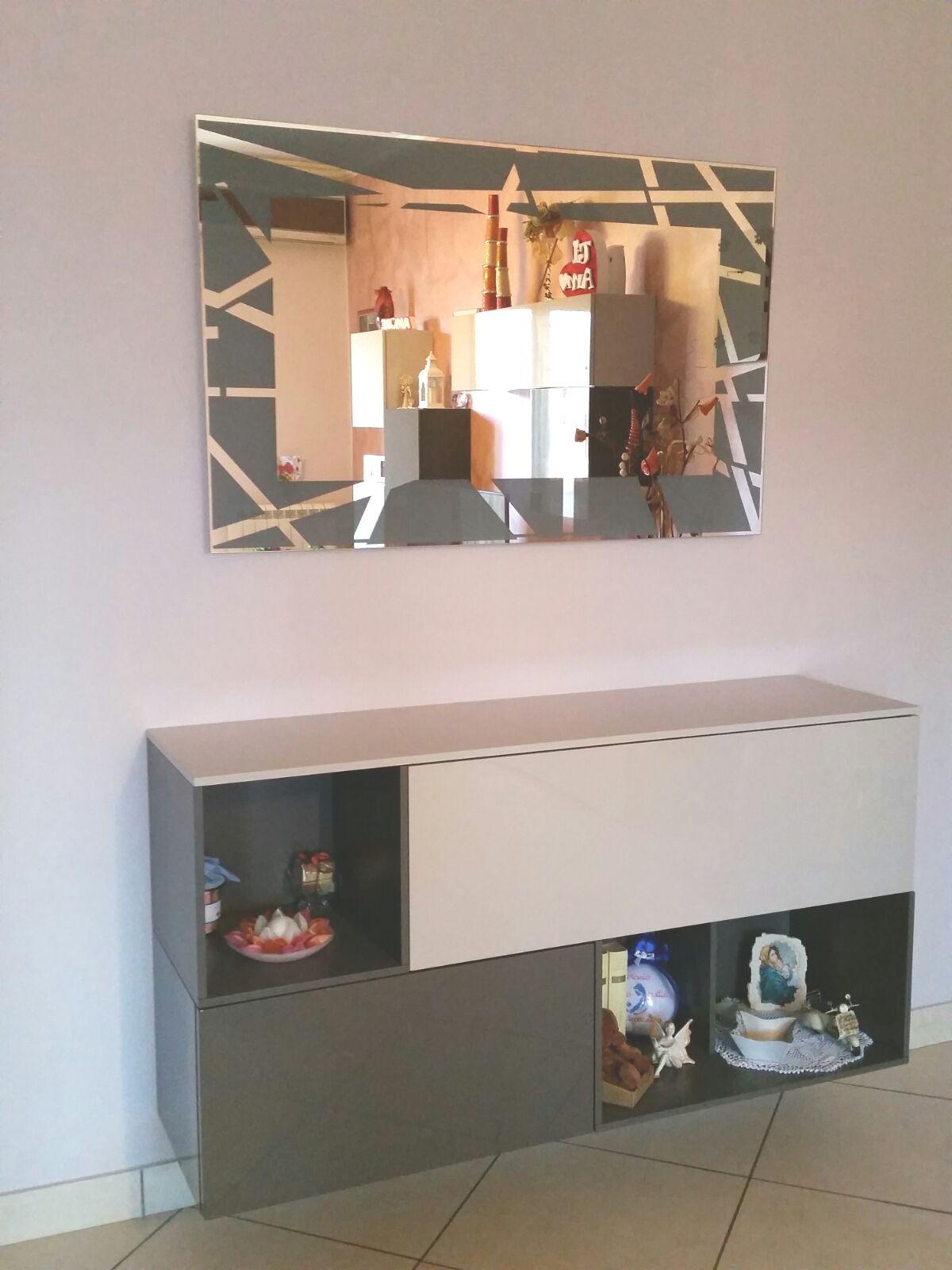 Specchi per arredo specchiere napoli campania vm for Specchi arredo moderni