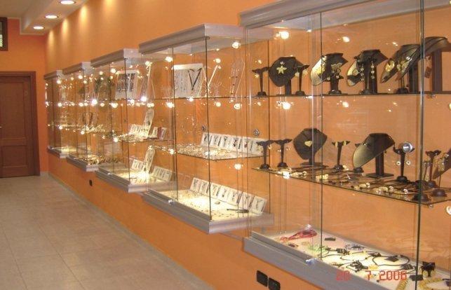 Vetrine di design per negozi