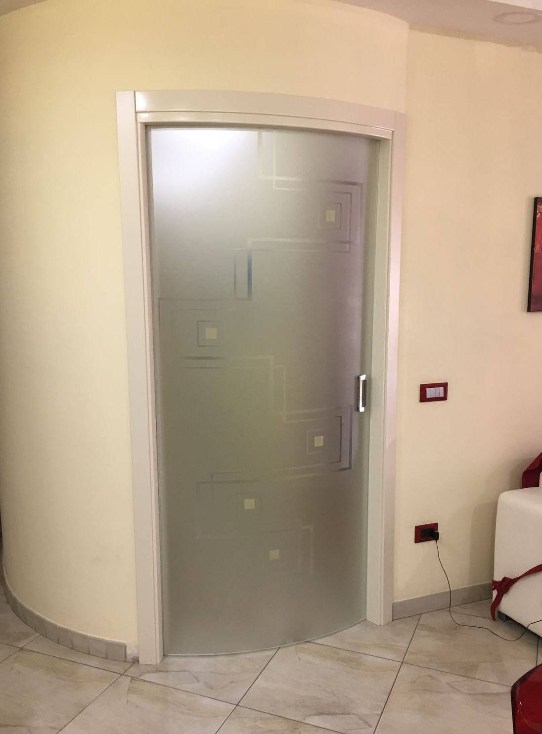 porte in vetro napoli vm art design glass porte in