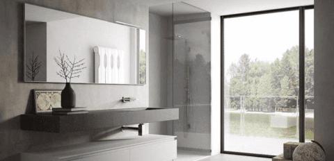 Vetrerie artistiche napoli vm art design glass napoli for Arredo bagno casoria