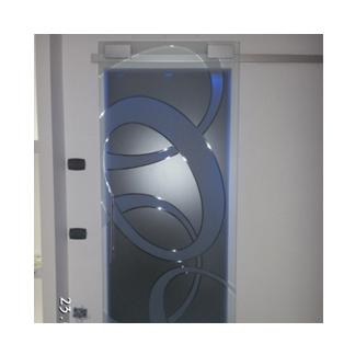 porte in vetro - napoli - vm art design glass - porte in vetro e ... - Disegni Porte Vetro Satinato