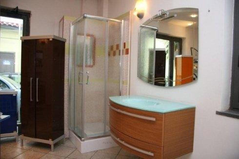 Arredo bagno napoli vm art design glass napoli for Arredo bagno casoria