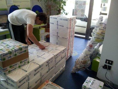 scatole ed imballaggi