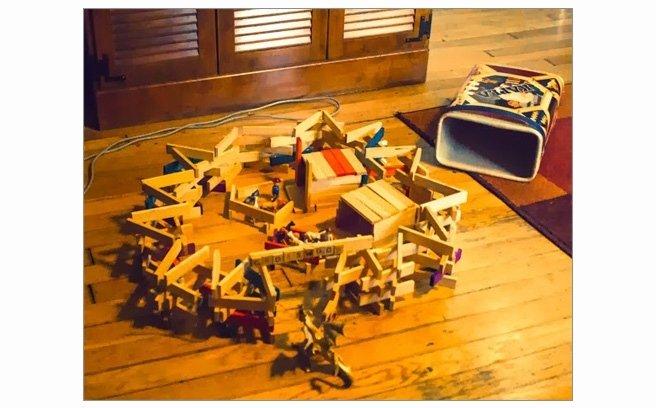modellismo in legno
