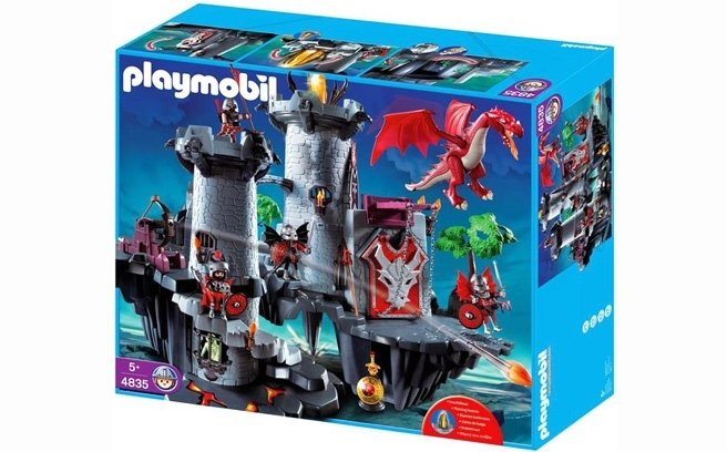 costruzioni playmobil