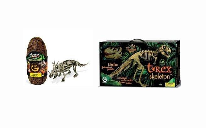 modelli t-rex