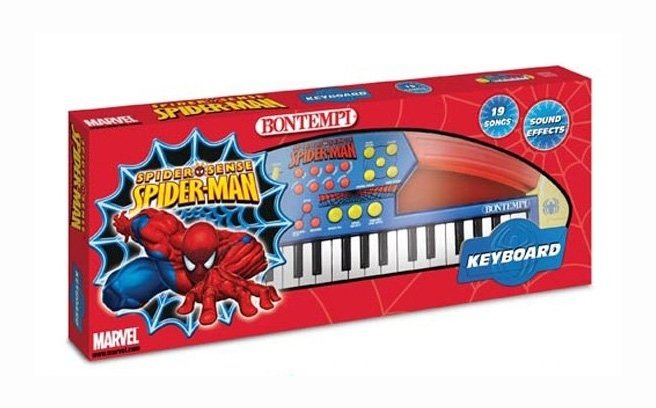 pianola spider-man