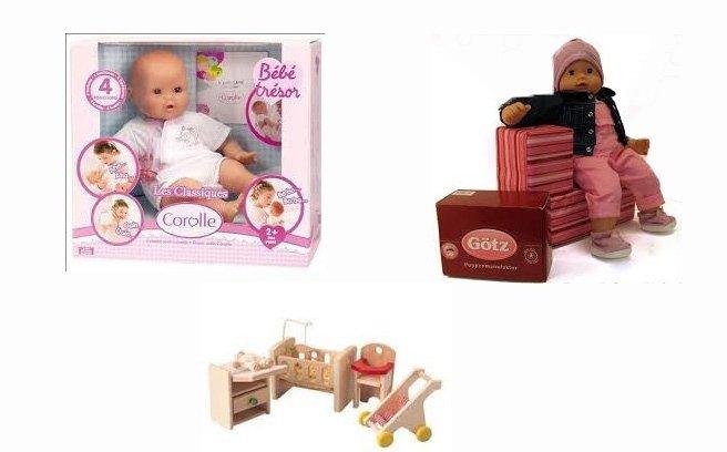 giochi e bambole