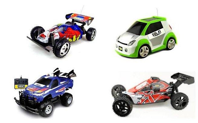 modellini di auto sportive
