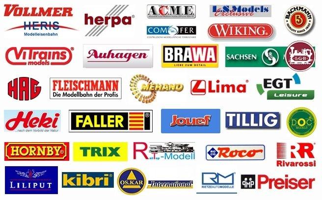 ferromodellismo di ogni marca