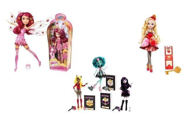 modelli di bambole