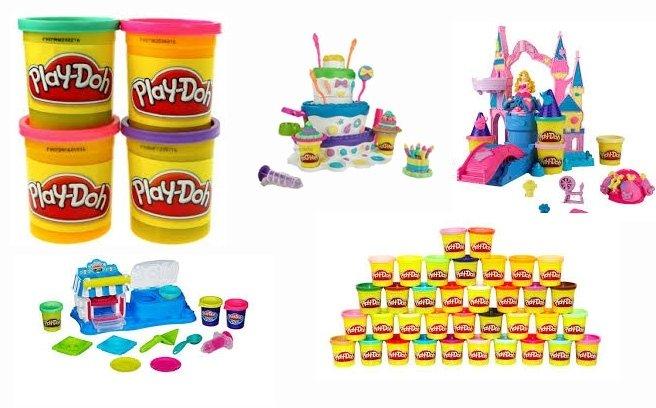 modellismo play-doh
