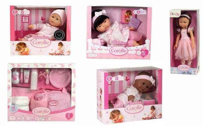 bambole di ogni modello