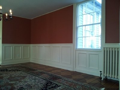 House professional commercial and residential painting services in New London, CT