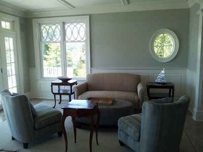 House after professional commercial and residential painting services in New London, CT
