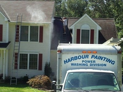 Home after expert commercial and residential painting services in New London, CT