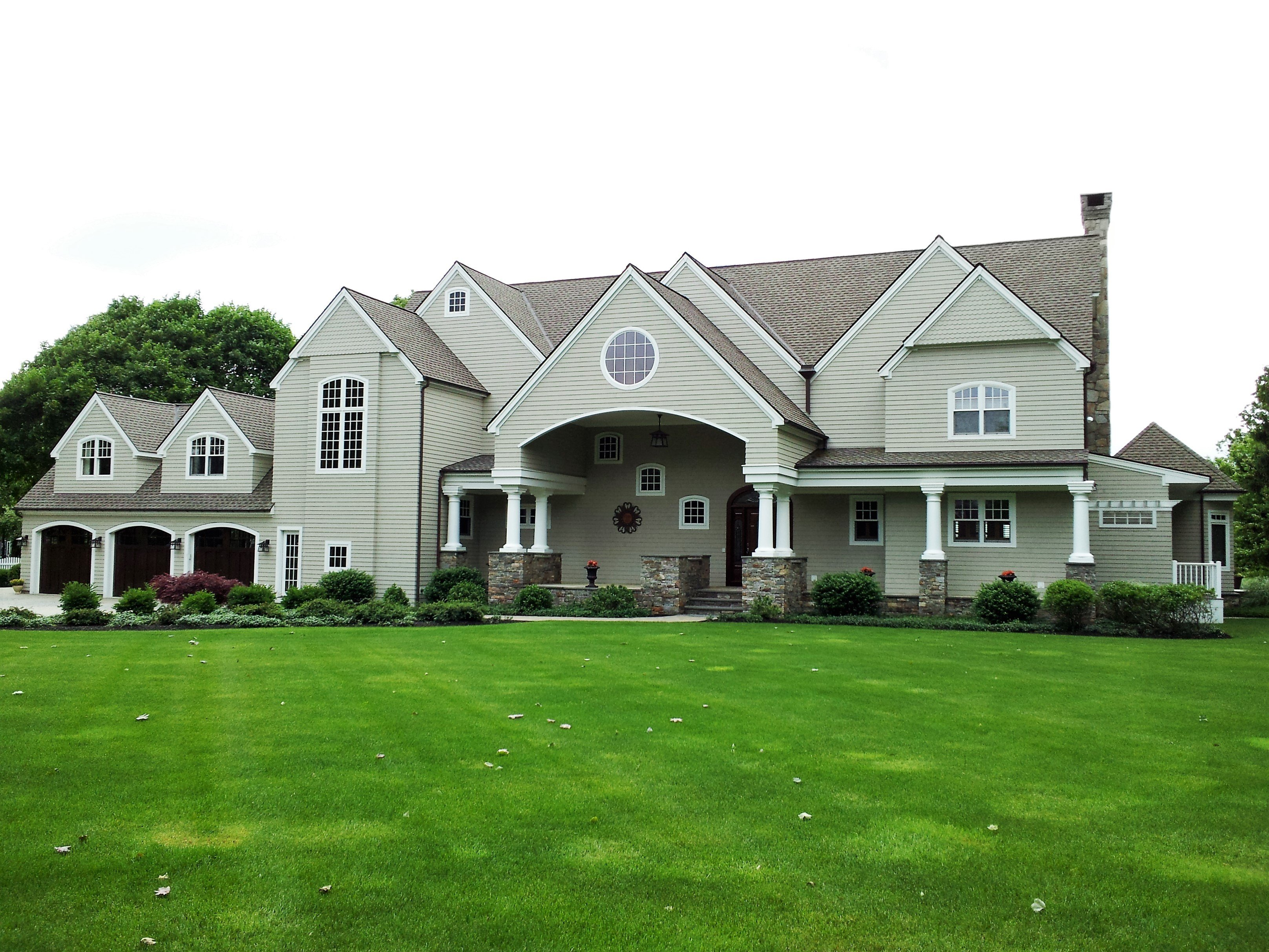 House after free in-home color consultation in New London, CT