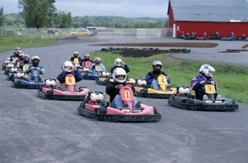 gare di kart, eventi di kart, impianti per gare di moto