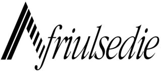 Friulsedie logo