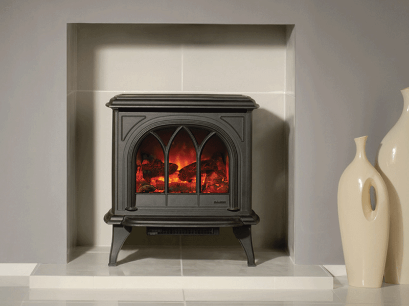 Fireplace Design energy efficient fireplace : Electric fireplace in Wolverhampton
