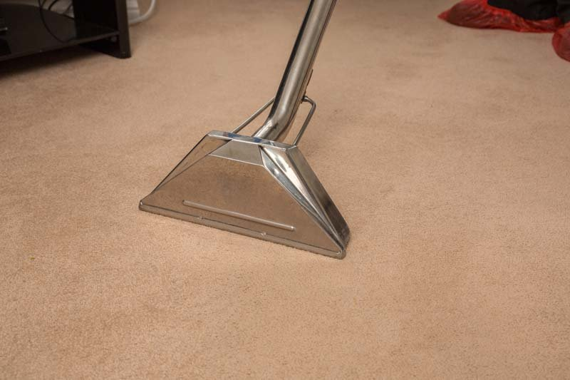 a basic vacuum cleaner
