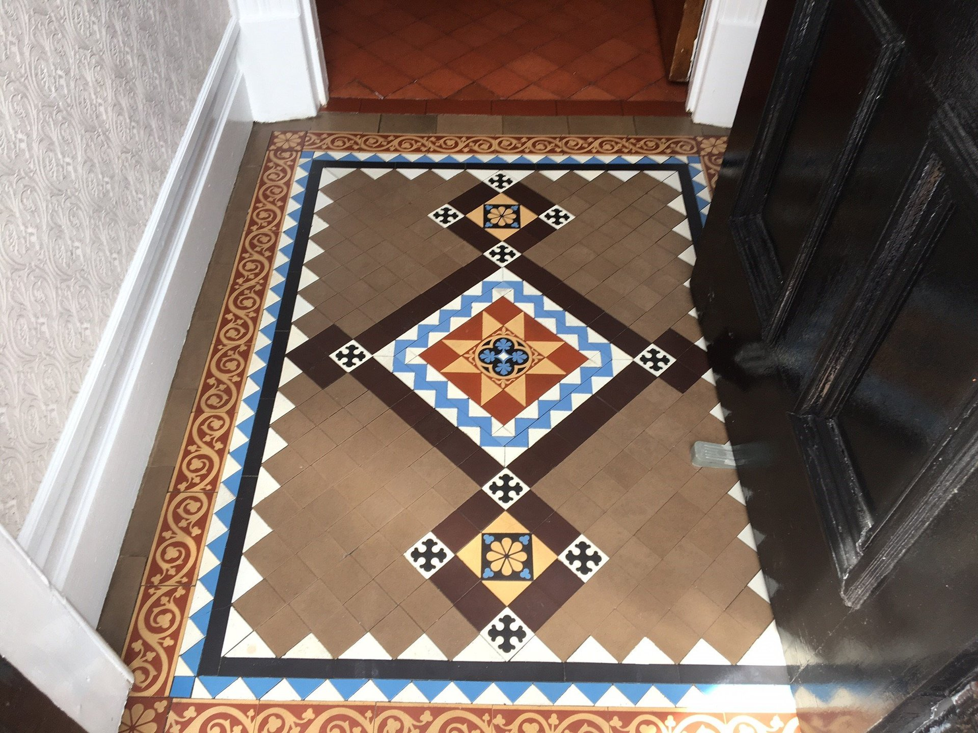 designer floor polishing