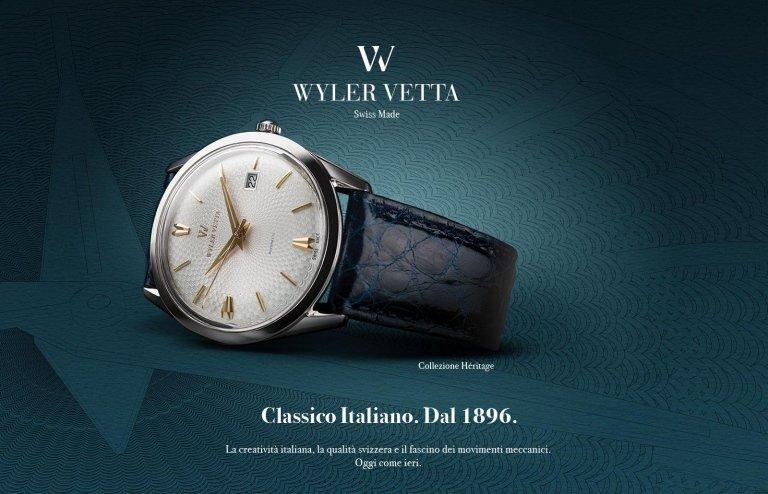 Orologio Wyler Vetta