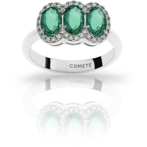 Gioielli in oro 18 kt con diamanti, smeraldi, rubini, zaffiri e perle. Per coronare un momento importante.