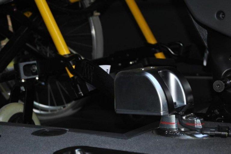 Wheelchair attachments