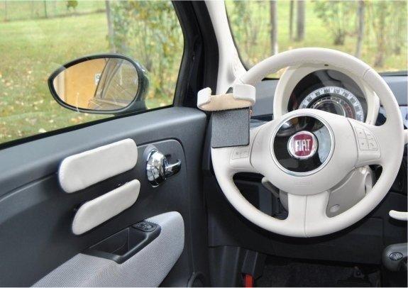 Tetraplegic driving systems