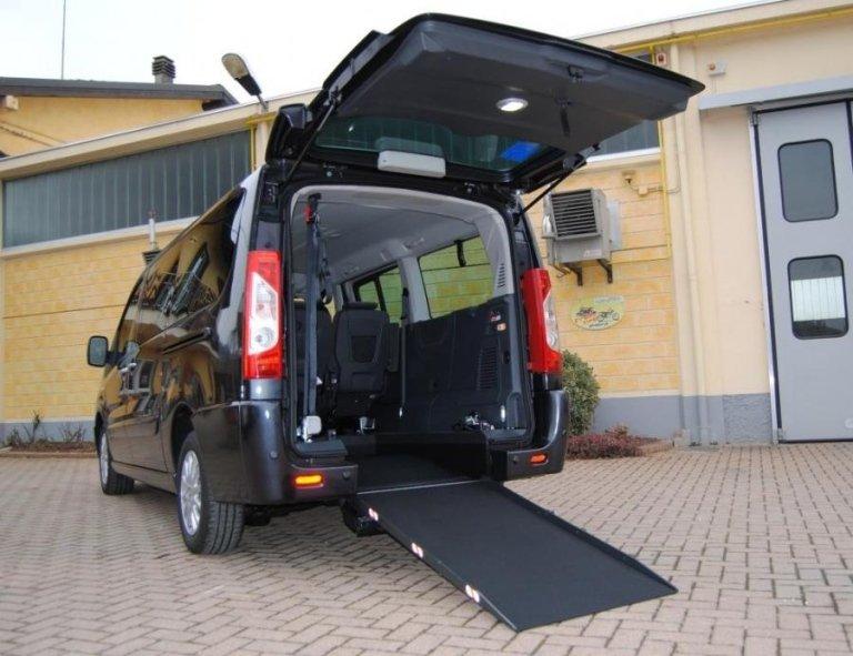 Citroen Jumpy Handy Eco with platform