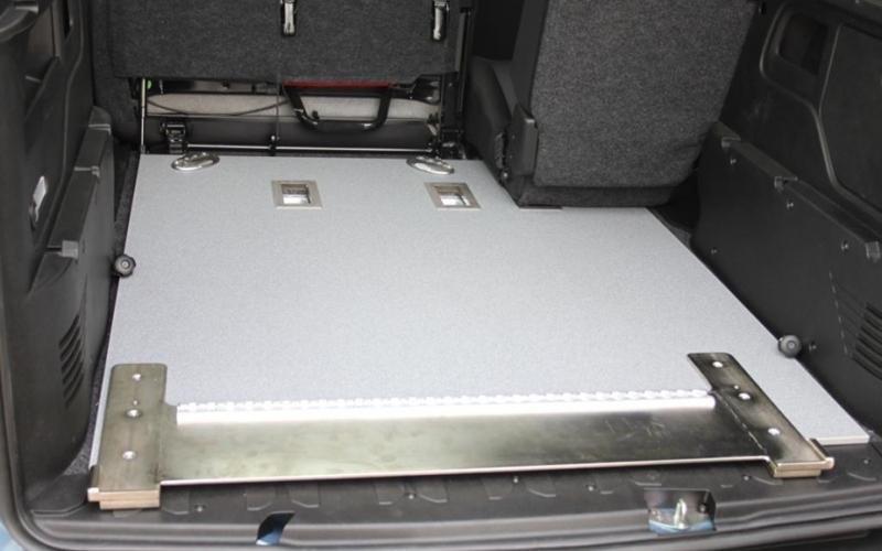 Doblò Light compartment