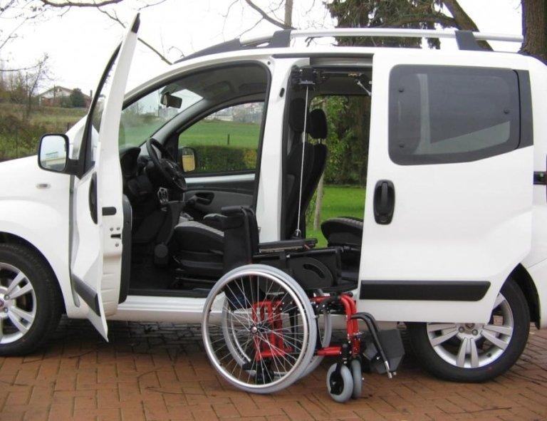 Sistemas para la carga de sillas de ruedas