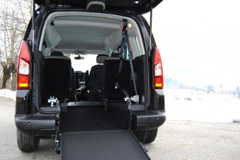 Citroen Berlingo Handy Eco con pedana