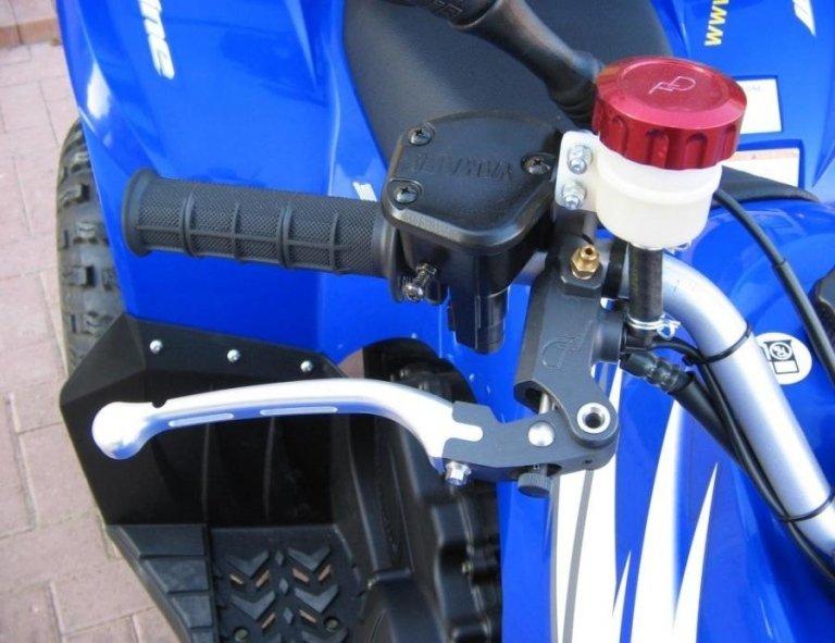 Disabled quad-bikes